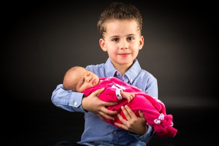 Shooting photo en famille studio photo