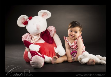 Peluche pour shooting photo