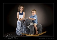 Shooting photo enfants en famille